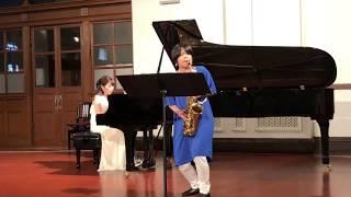 ソナタ・ルシーダ(アルト・サクソフォンとピアノのための) COOL MUSIC...