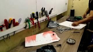 Gambar cover How to make hobby workshop-Hobi atölyesi yapımı