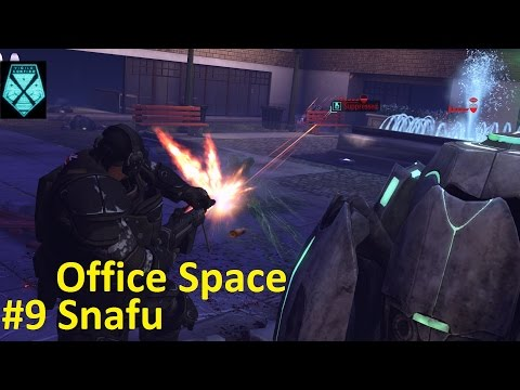 XCOM Longwar Ironman Impossible ep 9 - Office Space Snafu