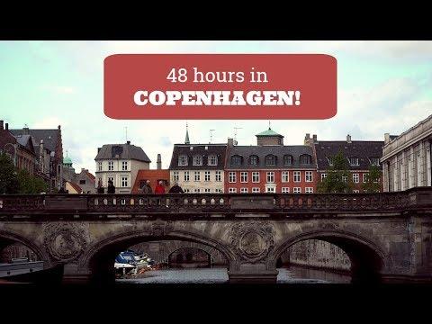 A WEEKEND IN COPENHAGEN! || #NatbeesTravels