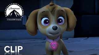 PAW PATROL: JET TO THE RESCUE |  Skye Leads a Mission | Paramount Movies