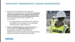 WEBINAARI: Pilaantuneiden alueiden puhdistamisen tukeminen 1.1.2020 alkaen