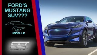 MUSTANG MACH E | FORD ELECTRIC SUV