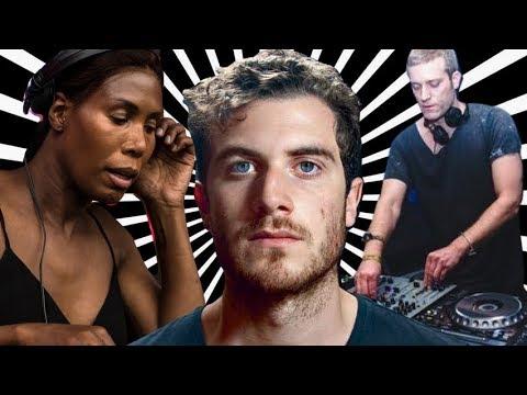 DJs OF BOILER ROOM #7 - NICOLAS JAAR, BEN KLOCK & HONEY DIJON