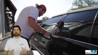 Automotive Glass Restoration - Fix Scratched Glass!