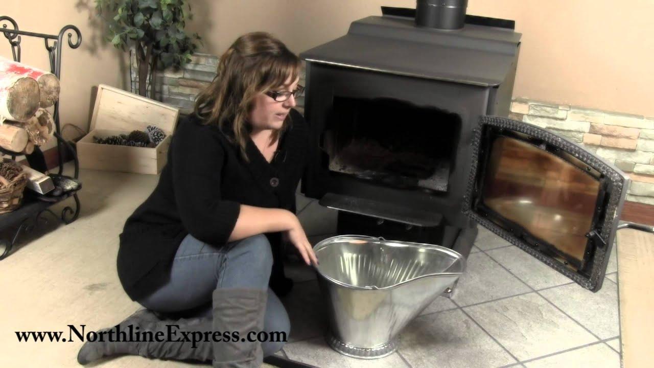 attractive galvanized steel ash bucket and coal hod youtube