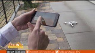 Ученые научили мобильные телефоны летать