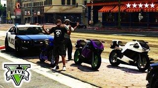 GTA 5 Online COPS & ROBBERS Massacre | GTA V Custom Game Mode(Hike's Heroes - http://j.mp/HikesHeroes ▻HikePlays - http://j.mp/HikePlays ▻HikeTheGamer - http://j.mp/Hikethegamer ▻Team0Epiphany ..., 2014-05-23T22:27:31.000Z)