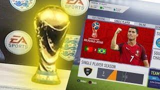 Fifa 18 | copa do mundo confirmada | confirmed world cup