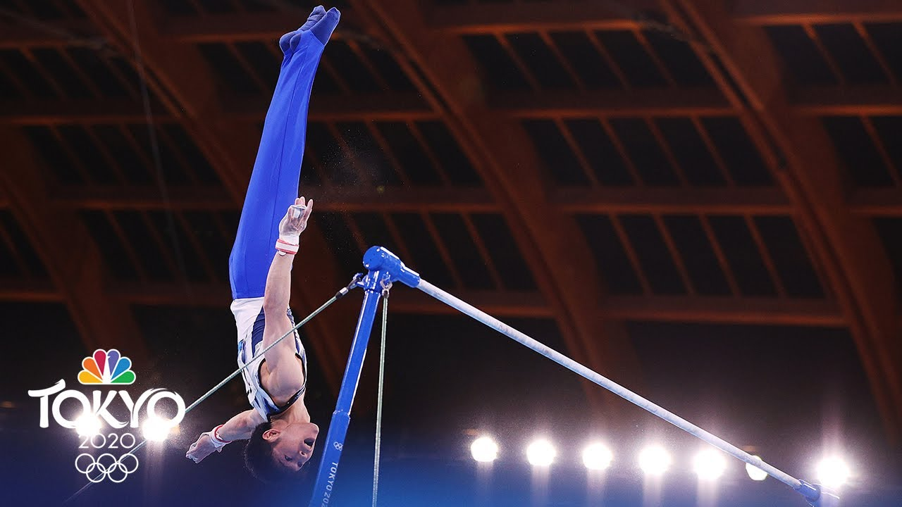 Tokyo Olympics: Results from the men's gymnastics team competition