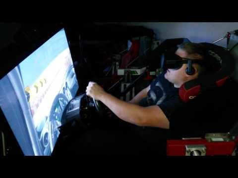 Force Dynamics 301 a Oculus Rift CV1