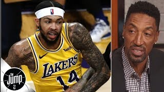 Brandon Ingram continues to impress rather than worry about trade rumors - Scottie Pippen | The Jump