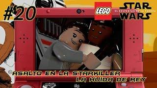 LEGO Star Wars: El Despertar de la Fuerza - Asalto en la Starkiller y La huida de Rey