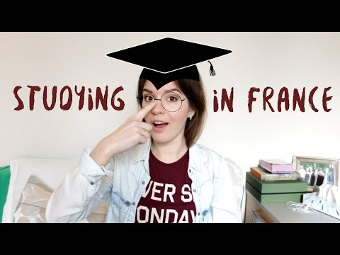 УЧЕБА ВО ФРАНЦИИ: ШКОЛА, УНИВЕР, МОЙ ОПЫТ //STUDYING IN France : school, university, my experience