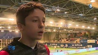 Harold Mayot futur grand du tennis français