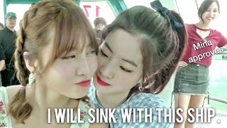 [ENG SUB] [Twice in Singapore #2] (Funny Moments) DahMo shall sail strong