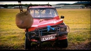 Killing a Toyota Part 2 - Top Gear series 3 - BBC thumbnail