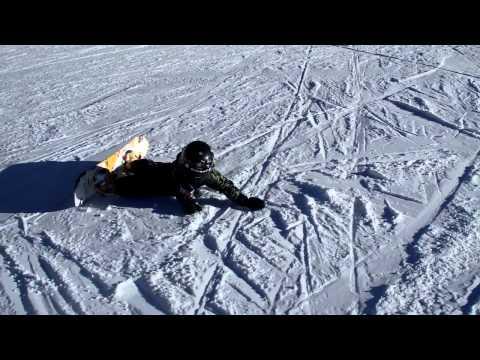 LITTLE SHREDDERS - Teaching Kids To Snowboard