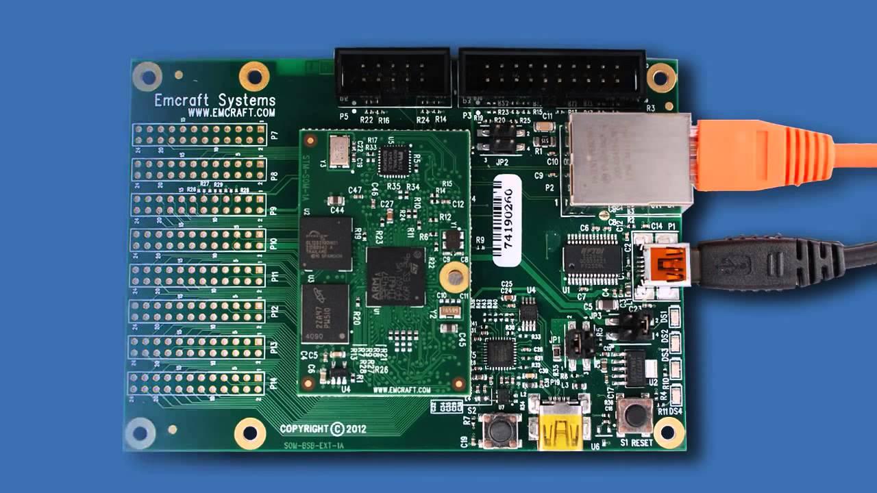 STM32F7 - RTOS, LWIP by LEDManiac
