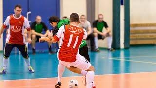 Nocna Liga Futsalu: Strażaki - Revo Cosmetics Olszewo-Borki
