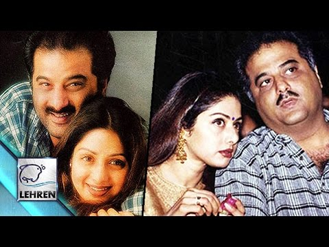 Thumbnail: Secret Behind Boney Kapoor & Sridevi Marriage ! | Lehren Diaries