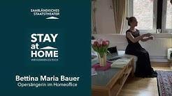 Opernsängerin Bettina Maria Bauer gewährt Einblick in ihr Home
