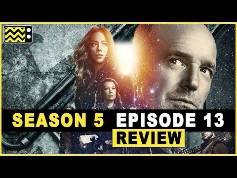 Agents of S.H.I.E.L.D. Season 5 Episode 13 Review & Reaction | AfterBuzz TV