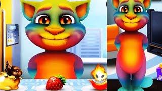 Мой Говорящий Том #276 Детский игровой мультик для детей! My Talking Tom