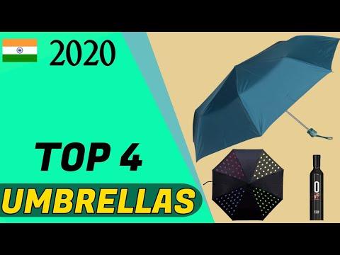 Top 4 best umbrellas in india | best umbrella in 2020