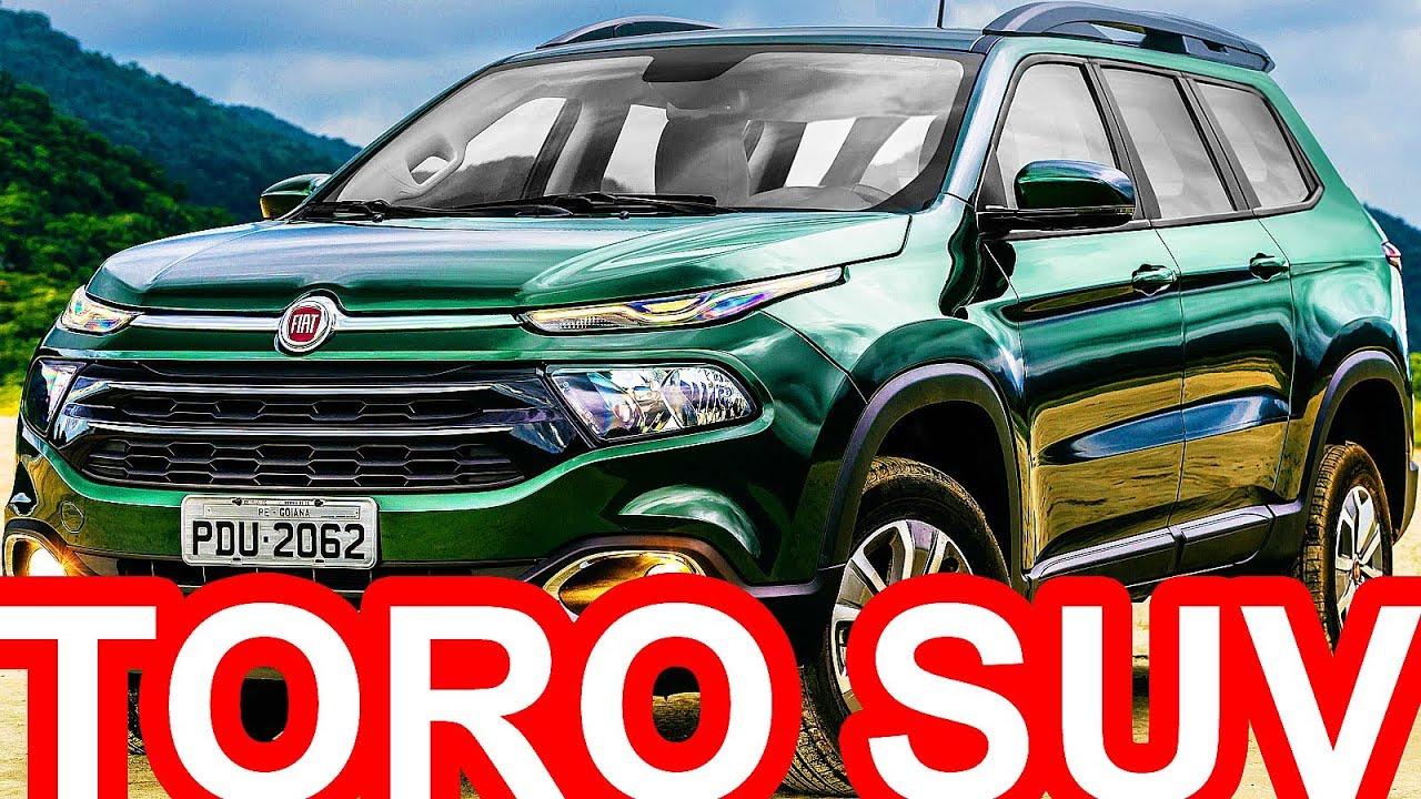 Fiat Freemont 2018 >> Novo Fiat Toro Suv 2017 ? e Toro Cabine simples 2017 - Detalhes - YouTube