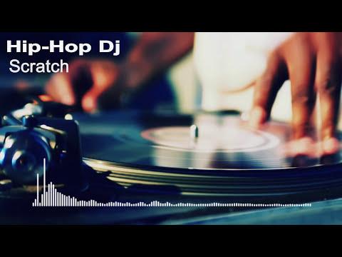 Hip-Hop Dj Scratch Beat - International Scratch [ Side A ]