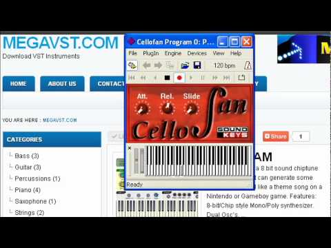 SoundKeys Cellofan - Free Strings VST Plugins | MegaVST com