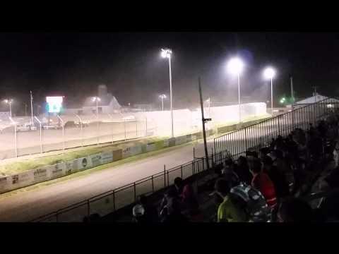 Kingseed Racing A Main Attica Raceway Park 7-11-20