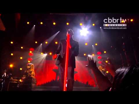 Chris Brown  Fine China 2013 Billboard Music Awards Performance