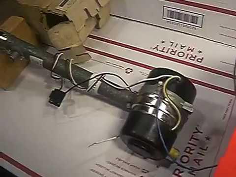 Cadillac Power Antenna 1977 78 Operational Validation Test 1 YouTube