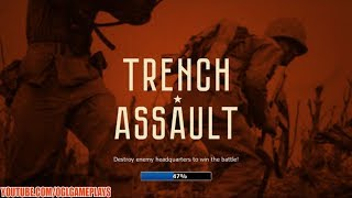 Trench Assault World War 2 - Free Strategy Game Android Gameplay