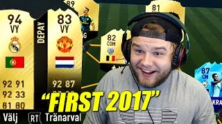 TEAMGG FÖRSTA FUT DRAFT UNDER 2017!!! 😝😝