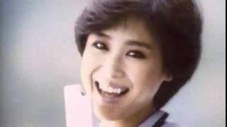 CM GLICO CADELINE Seiko Matsuda グリコ キャデリーヌ 松田聖子.