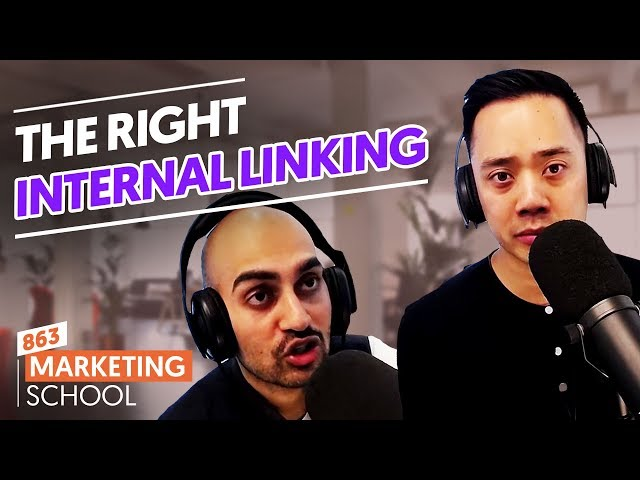 How to Do Internal Linking The Right Way | Ep. #863