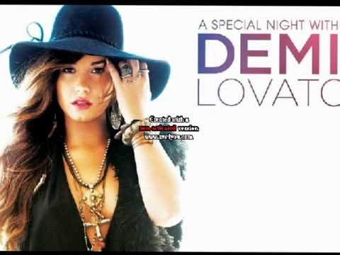 Demi Lovato - Give Your Heart A Break (Live A Special Night With Demi Lovato - Audio Preview)