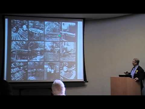 Russell Anderson CEO of Searl Aerospace Inc. Library Lecture 4/7/2013