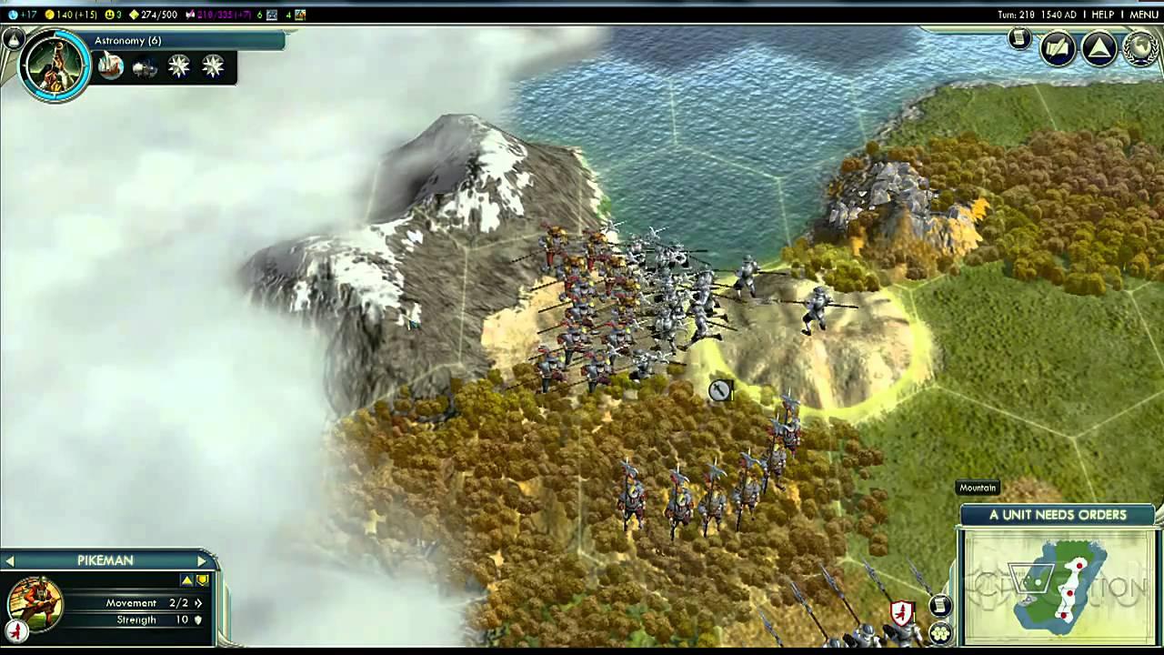 civilization 5 demo download free