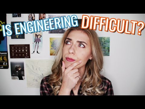 Is engineering hard? How hard is engineering? Is engineering really that difficult?