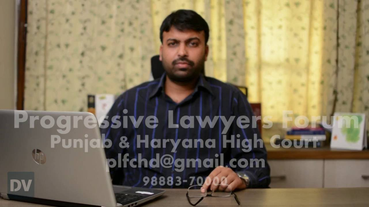 [Hindi] How to Get FIR Copy From Police Station   PLF   Digital Vire   2016