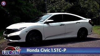 Honda Civic 1.5TC-P kekal pendahulu