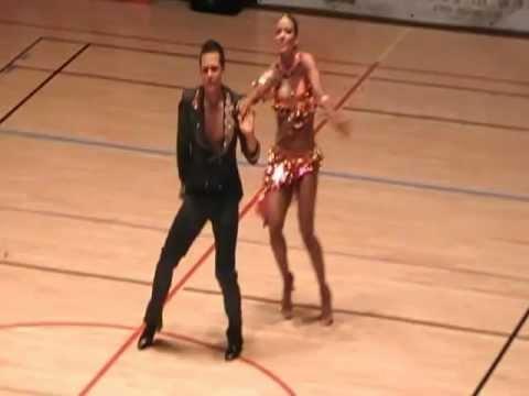 World Championship - Bachata - Vienne 2012 - Simone & Serena