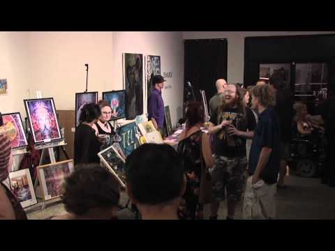 Benefit for the Painted Talis-man Trust