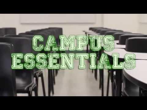 CAMPUS ESSENTIALS an LRG Video