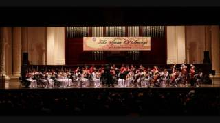 Holberg Suite -- Gavotte