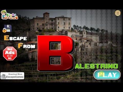 Escape From Balestrino  EightGames.